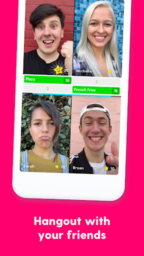 Joyride: play live trivia shows with friends (Unreleased)  screenshots 4