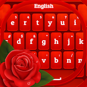 Red Rose Keyboard