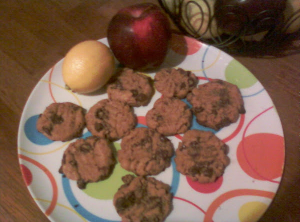 Flourless Peanut Butter Chocolate Chip Bacon Cookies Recipe