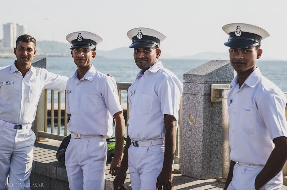 Индусы-моряки