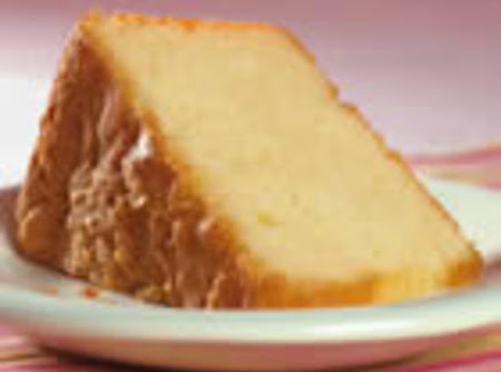FIVE FLAVOR POUND CAKE Recipe