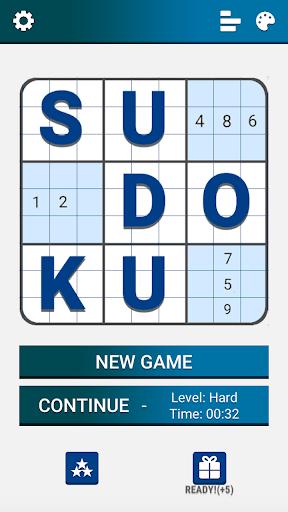 Classic Sudoku : Free Logic Number Puzzle Game apkdebit screenshots 4