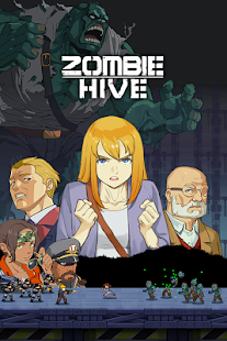 Zombie Hive Screenshot
