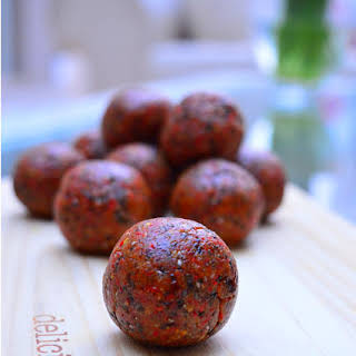 Goji Berry Bliss Balls.