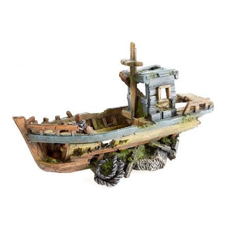 Fishing Boat/Fiskebåt vrak 30cm