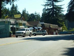 Photo: Boulder Creek, petite station perdue dans les collines