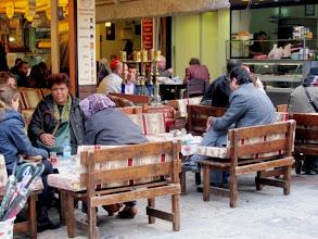 Photo: Turkish cafe