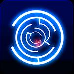 Balls Maze Rotate : Rotate Balls Glow APK