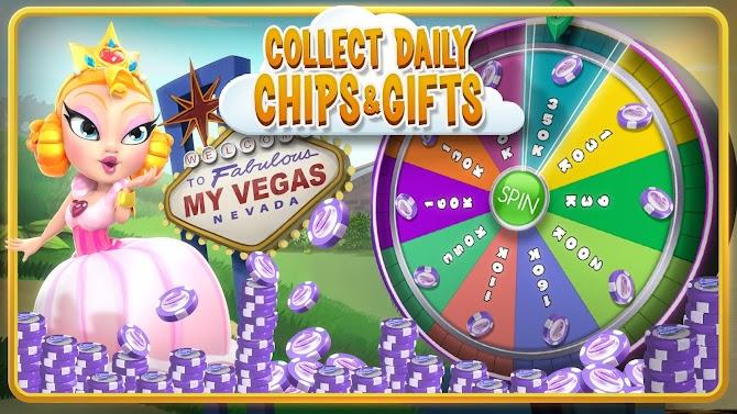 myVEGAS Slots - Vegas Casino Slot Machine Games Android 6