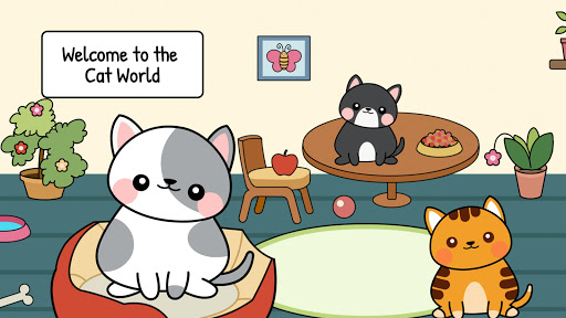 My Cat Townud83dude38 - Free Pet Games for Girls & Boys 1.1 screenshots 7