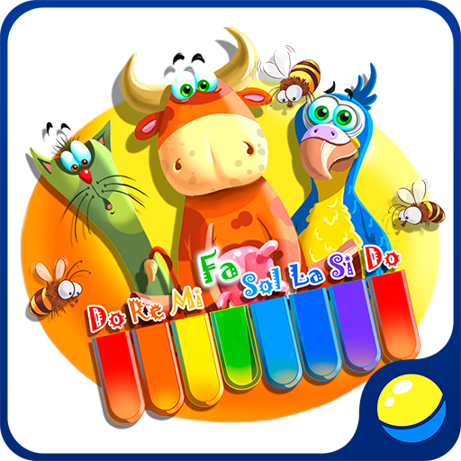 Baby Zoo Piano with Music for Toddlers and Kids (game)