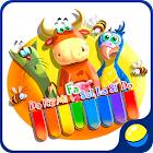 Baby Zoo Piano with Music for Toddlers and Kids icon