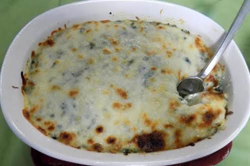 "Hot Spinach and Artichoke Dip ""I love this recipe and have yet..."