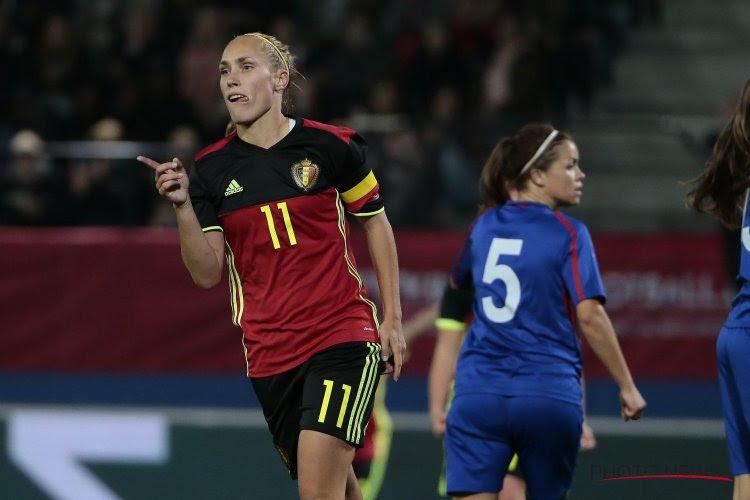Verrassing bij de Gouden Schoen voor vrouwen: niet Tessa Wullaert gaat met de trofee aan de haal