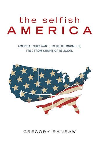The Selfish America  cover