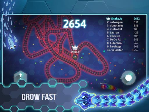 Snake.io screenshot 11