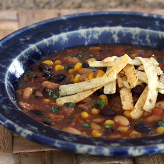 Easy Taco Soup with Ground Beef Recipe