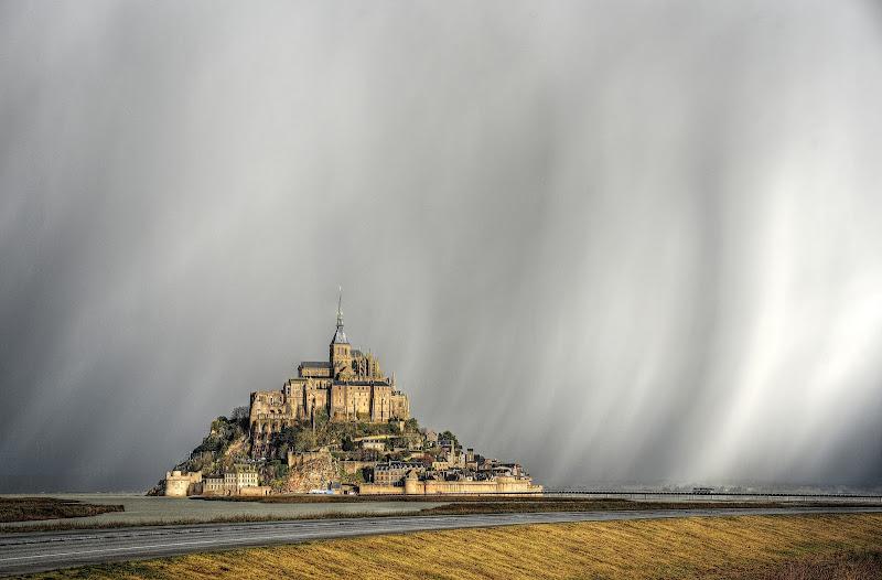 Mont Saint Michel di marco parodi