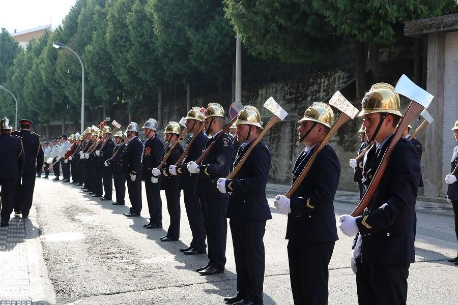 Associação Humanitária dos Bombeiros Voluntários de Lamego celebrou 142 anos