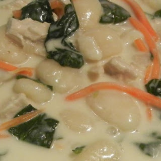 Restaurant Style Cream Of Chicken Soup Recipes.