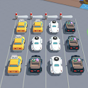 Stacking Car icon