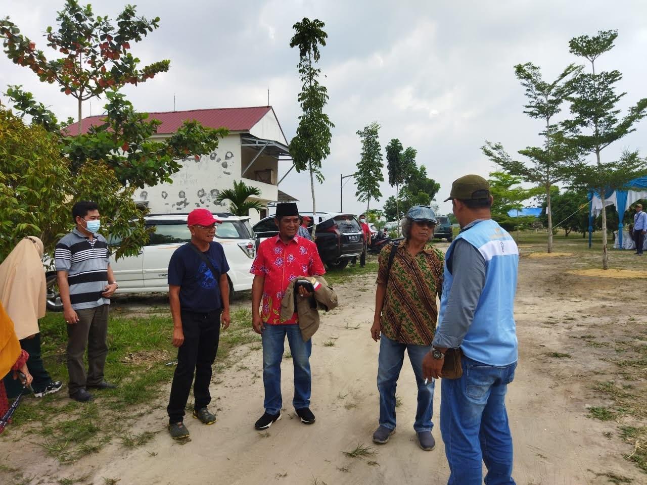 Alexander Pranoto Rayakan Imlek di Pusdiklat APPI di Jalan Uka Rimbo Panjang