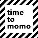 time to momo icon