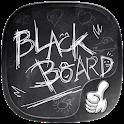 Blackboard Graffiti Theme icon