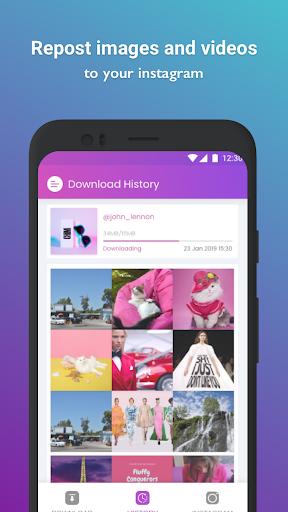 Video, Photo & Story downloader for Instagram - IG screenshots 6