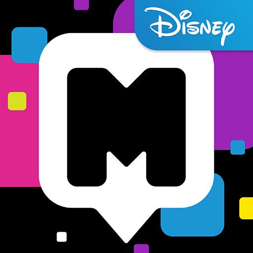 Disney Mix 通訊 App LOGO-APP開箱王