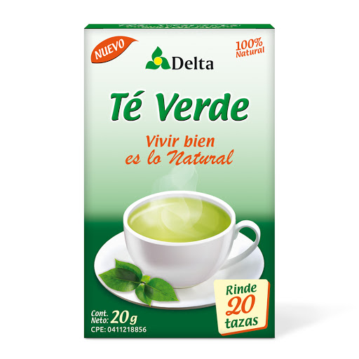infusion natural te verde