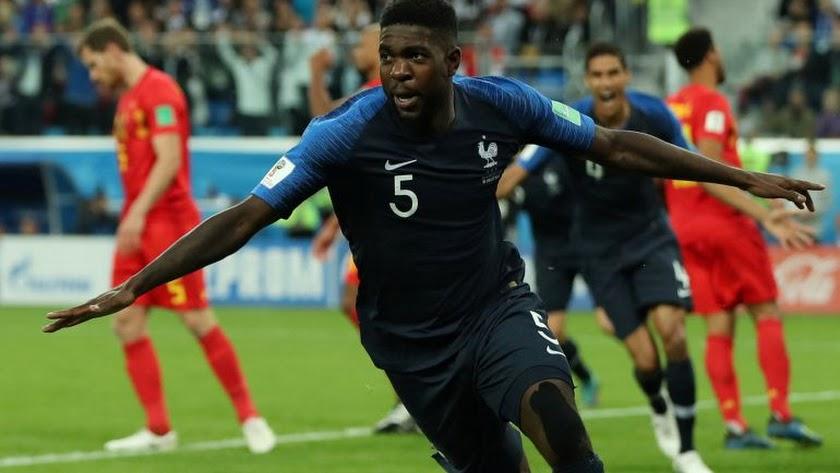 Francia pasa a la final