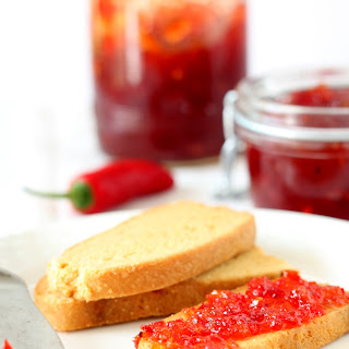 Red Hot Pepper Jelly.