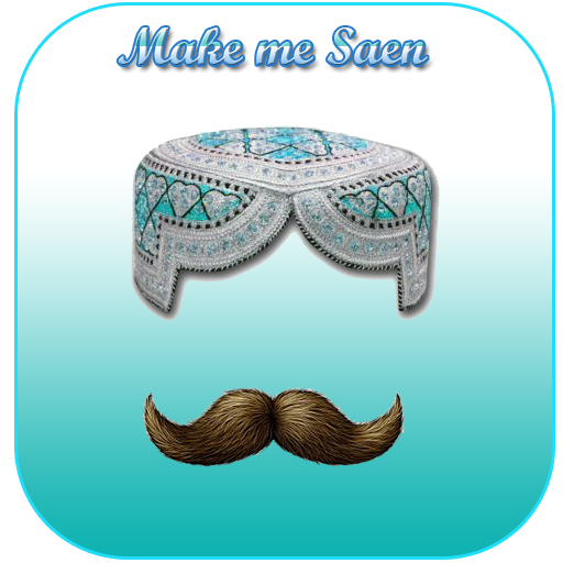Sindhi Topi Ajrak Photo Editor - Make Me Saen (app)