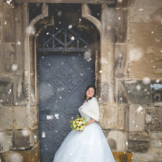 Wedding photographer Dana Šubová (ubov). Photo of 09.01.2017