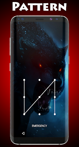 Wolf Lock Screen 1.0 screenshots 4
