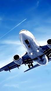 Airplane Live Wallpaper- screenshot thumbnail