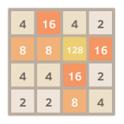 The 2048 puzzle icon