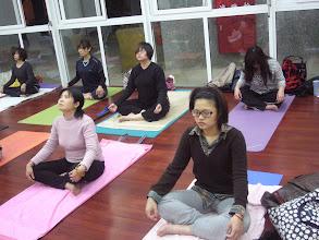 Photo: 20110401身心靈健康瑜珈005