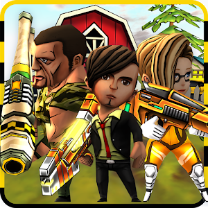 Zombie Defenders for PC and MAC