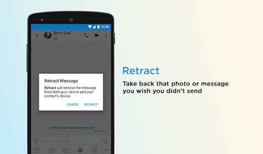 BBM - Free Calls & Messages Screenshot
