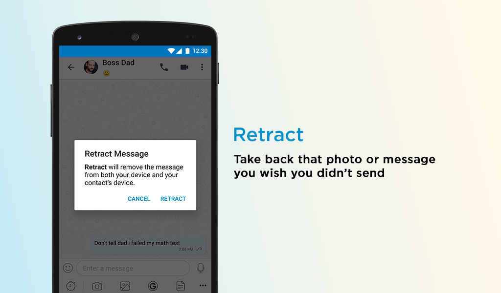 BBM - Free Calls & Messages – Screenshot