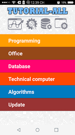 All tutorial for developer