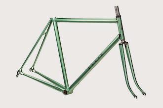 Photo: Another beautiful metallic green Ellis!