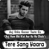 Tere Sang Yaara | Love & Sad Hindi Status, Shayari