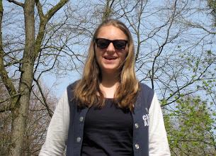 Photo: Mevrouw Luja, mei 2011, net 13