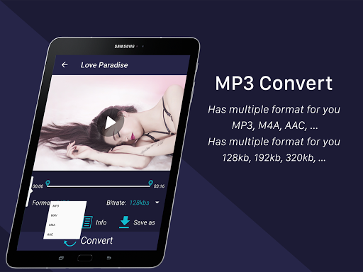 MP3 converter 2.5.9 screenshots 6
