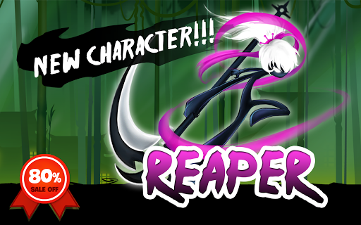 Stickman Revenge 3: League of Heroes  18