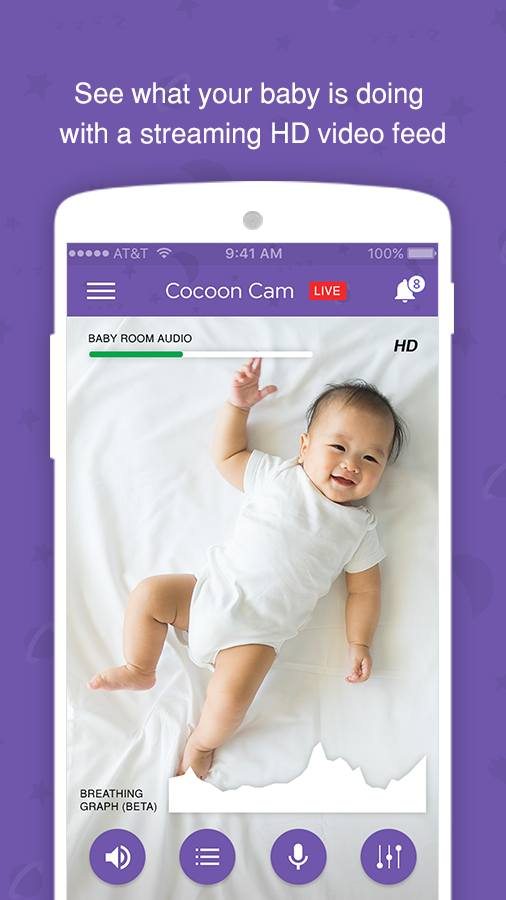 Cocoon Cam- screenshot