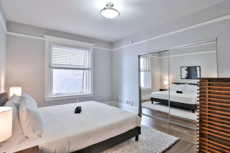 One Bedroom Near Union Square